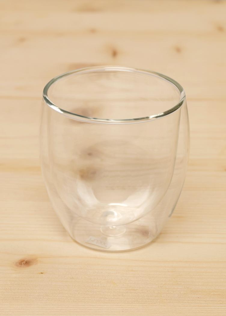verre double paroi pavina 25cl x2 la fabrique du caf. Black Bedroom Furniture Sets. Home Design Ideas